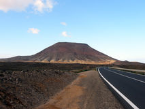 Journey to the volcano Royalty Free Stock Photo