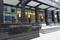 JPMorgan Chase Headquarters Royalty Free Stock Photo