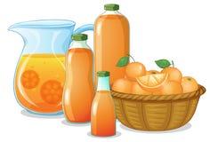 Juice drink Stock Image