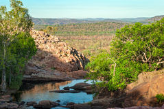 Kakadu National Park (Northern Territory Australia) landscape Stock Photo