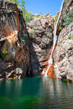 Kakadu National Park, waterfall Royalty Free Stock Images
