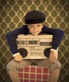 kassett hans ungespelare Royaltyfri Bild