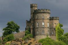Kasteel in Schotland Royalty-vrije Stock Fotografie