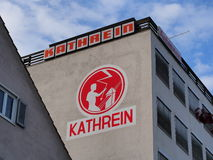 Kathrein  headquarters Royalty Free Stock Photography