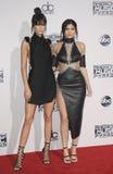 Kendall Jenner e Kylie Jenner Immagini Stock