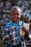 Kenyan african child Stock Photography