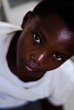 Kenyan child,african eyes Stock Images