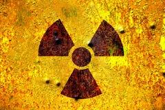 Kern straling Royalty-vrije Stock Foto