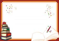 Kid diploma design - new and fun Stock Images