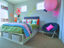 KIds bedroom Royalty Free Stock Image