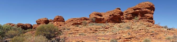 Kings Canyon, Australia Stock Photography