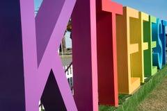 Kite Fest Royalty Free Stock Photos