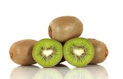 Kiwi Fruit Group Arkivbild
