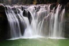 La cascada más grande de Taipei, Taiwán Fotografía de archivo libre de regalías
