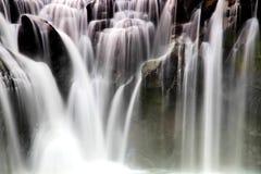 La cascada más grande de Taipei, Taiwán Imagenes de archivo