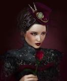 Lady Rose Royalty Free Stock Image