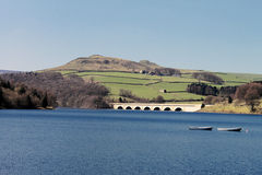 Ladybower Reservoir Stock Photo