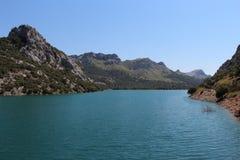 Lake Gorg Blau Stock Photography