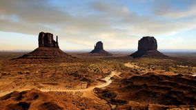 Landscape canyon Stock Images