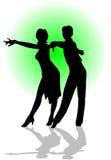 Latin Dance Royalty Free Stock Photo