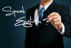 Learning English. Stock Photos