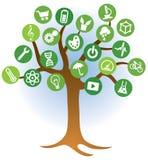 Learning Tree Logo Stock Photography