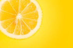 Lemon Portion Royalty Free Stock Photo