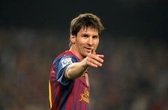 Leo Messi de FC Barcelona Fotos de archivo libres de regalías