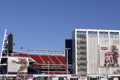 Levis Stadium Santa Clara Calif Royalty Free Stock Photography
