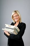 Librarian Stock Photography