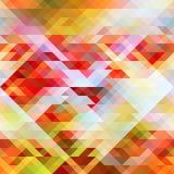 Lignes colorées abstraites background_2 Photo libre de droits