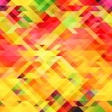 Lignes colorées abstraites background_3 Photos libres de droits