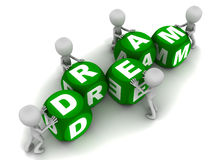 Dream Royalty Free Stock Photography