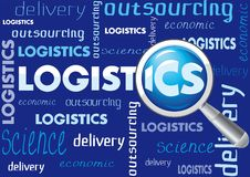 Logistics bb Stock Photo