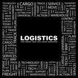 LOGISTICS Stock Image