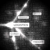 LOGISTICS Royalty Free Stock Images