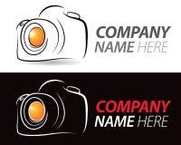 Logotipo de la cámara Fotos de archivo libres de regalías