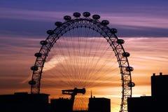London Eye Royalty Free Stock Images