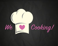 Love cooking Royalty Free Stock Image