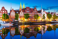 Lubeck, Germany Royalty Free Stock Photos