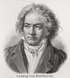 Ludwig Van Beethoven Fotos de archivo libres de regalías