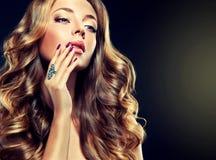 Luxury fashion style Royalty Free Stock Photos