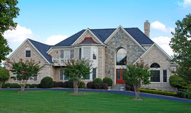 Luxury Home 12 Royalty Free Stock Photography
