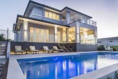 Luxury Homes Stock Photography