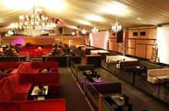 Luxury lounge bar Stock Photography