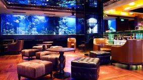 Luxury nightclub Royalty Free Stock Image