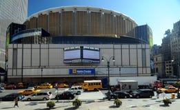 Madison Square Garden, New York Stock Afbeeldingen