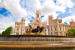 Madrid, Spagna Immagini Stock Libere da Diritti