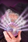 Magic sphere Royalty Free Stock Photos