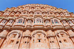 Wind Palace Of Jaipur Royalty Free Stock Images